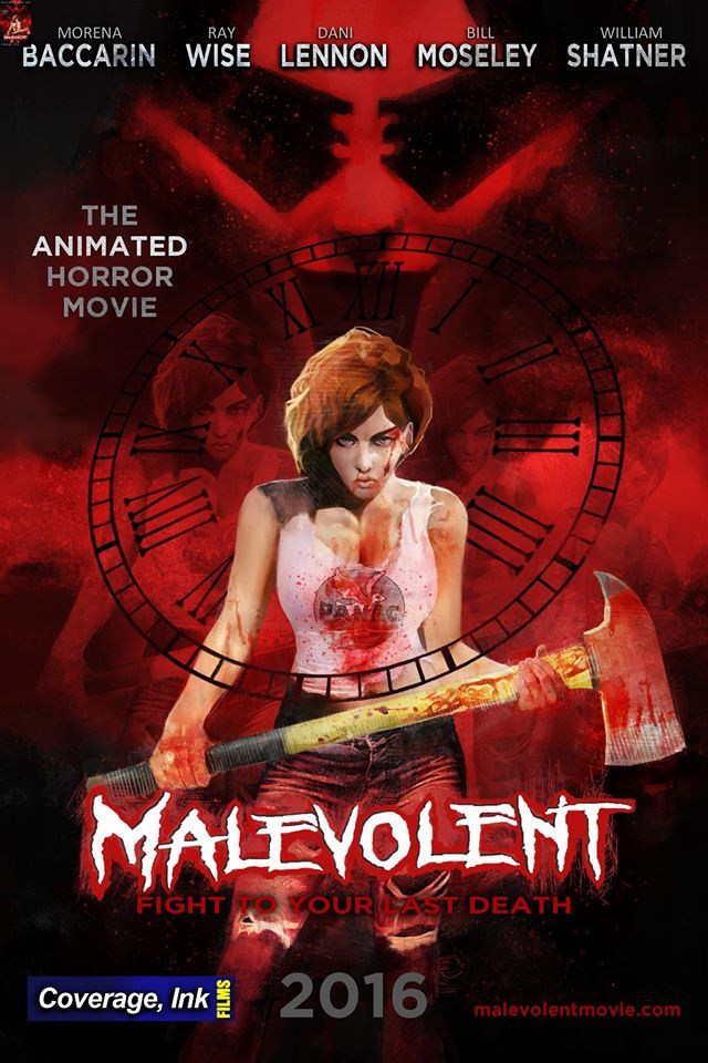 Malevolent Movie Poster by Coverage Inks Films by Kristherion.deviantart.com on @DeviantArt