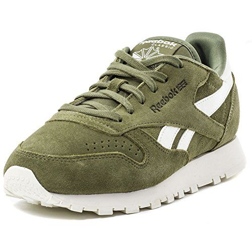 Reebok CL Leather Suede Damen Trainers - http://on-line-kaufen.de/reebok/reebok-cl-leather-suede-damen-trainers