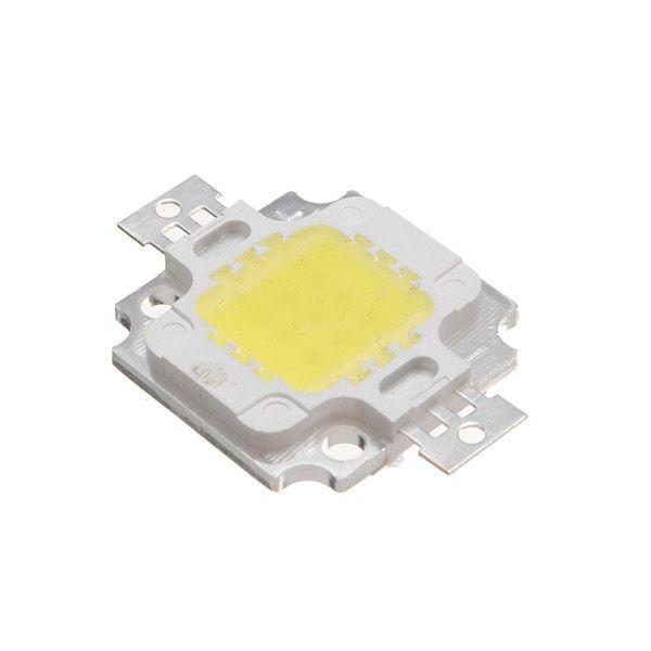 10w 900LM branco quente branco alta brilhante lâmpada de luz chip de LED dc 9-12V /