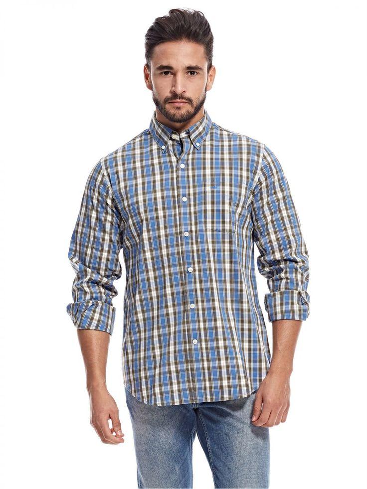 اشتري دوكرز قميص متعدد الالوان قبة قميص -رجال - بلايز/ تيشيرتات | السعودية | سوق
