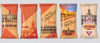 Картинки по запросу дизайн упаковки мороженого