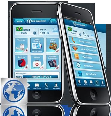 Trip OrganizerTM es la aplicación perfecta para planificar tus viajes al extranjero
