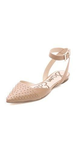 Summer time is calling my name with these adorable shoes.