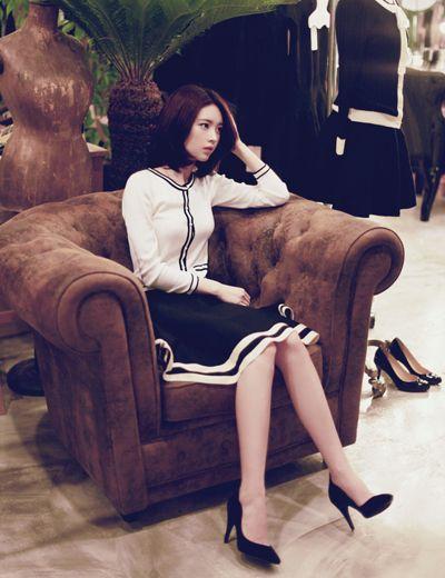 Korean fashion | milkcocoa