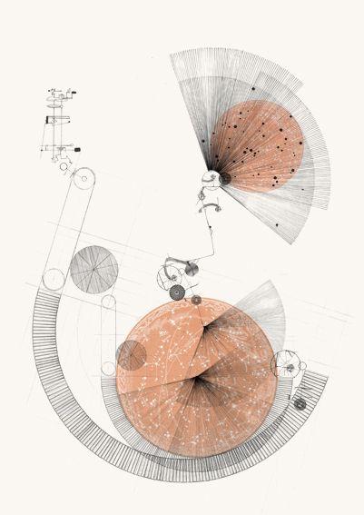 FLYVEMASKINE by Kirsty Badenoch
