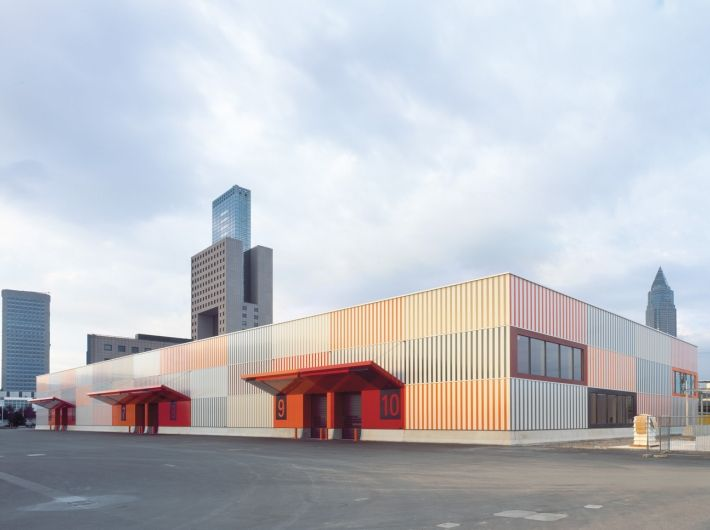 Like stacked Containers | mapolis | architecture – the online magazine for architecture
