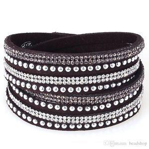 Wrap Bracelets (14 colours)