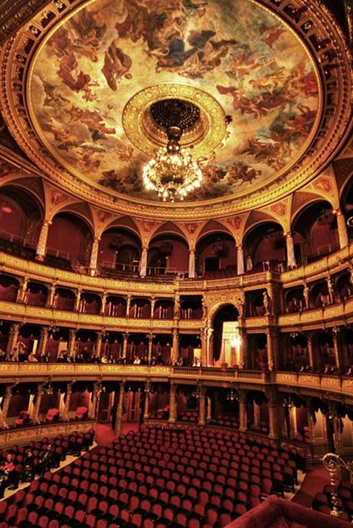 Budapest State Opera House