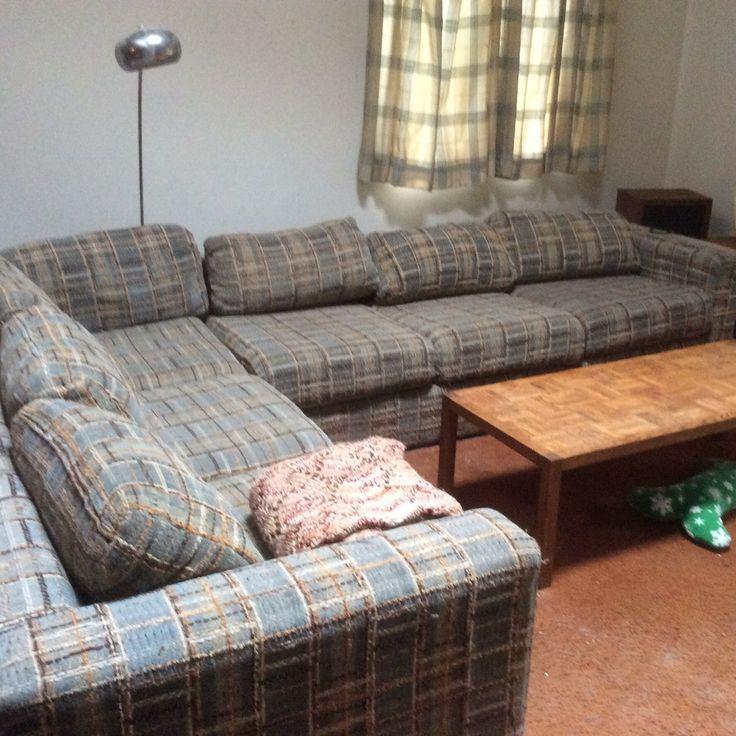 sectional sleeper sofa in albie 39 s garage sale in killington vt for gray blue sectional. Black Bedroom Furniture Sets. Home Design Ideas