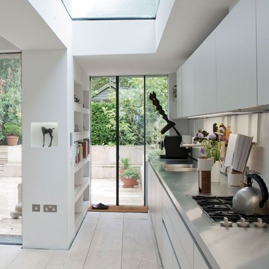 Galley Kitchen Extension: 17 Best Images About Side Return Extension On Pinterest