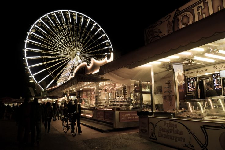 Fête Foraine by Artistocrate on 500px