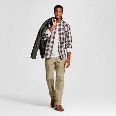 Wrangler Men's Relaxed Fit Carpenter Jeans - British Khaki 40x30