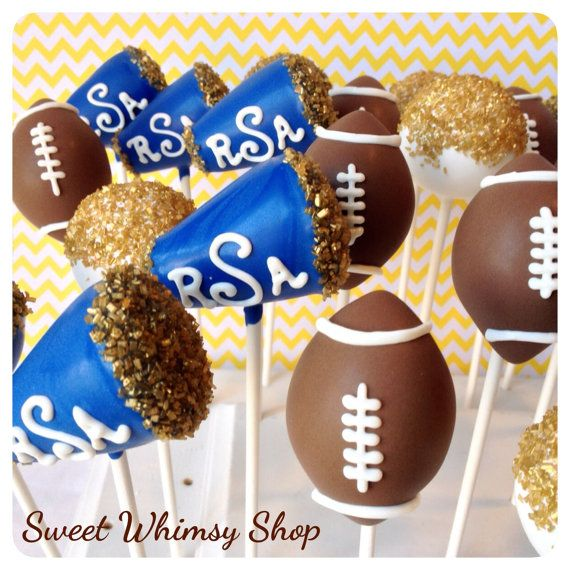 12 UGA Cake Pops for Georgia bulldog fan di SweetWhimsyShop