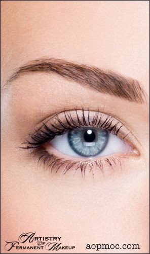 Artistry of Permanent Makeup | Microblading - Permanent Eyebrows