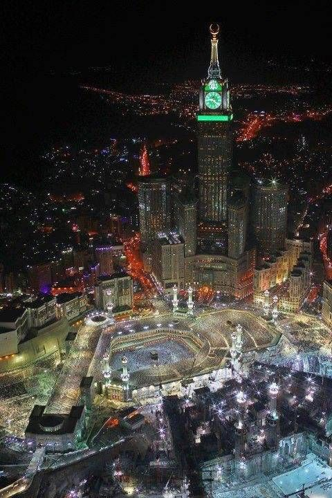 Makkah - ultimate destination.
