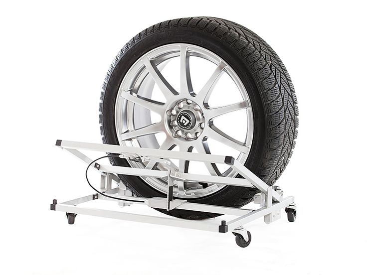 A unique Wheel Booster from Invention Worx in Alberta.