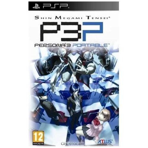 Shin Megami Tensei Persona 3 Portable PSP ** Continue to the product at the image link.