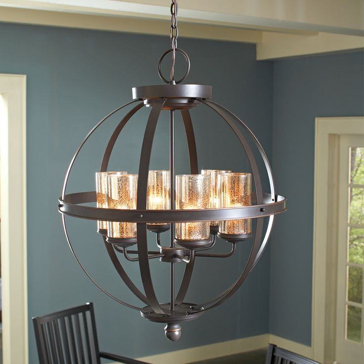 Shop Sea Gull Lighting Sfera Chandelier At Lowes Canada Find Our Selection Of Chandeliers The Lowest Price Guaranteed With Match Off