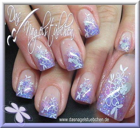 stamping/nailart - das nagelstübchen - airbrush naildesign seminare