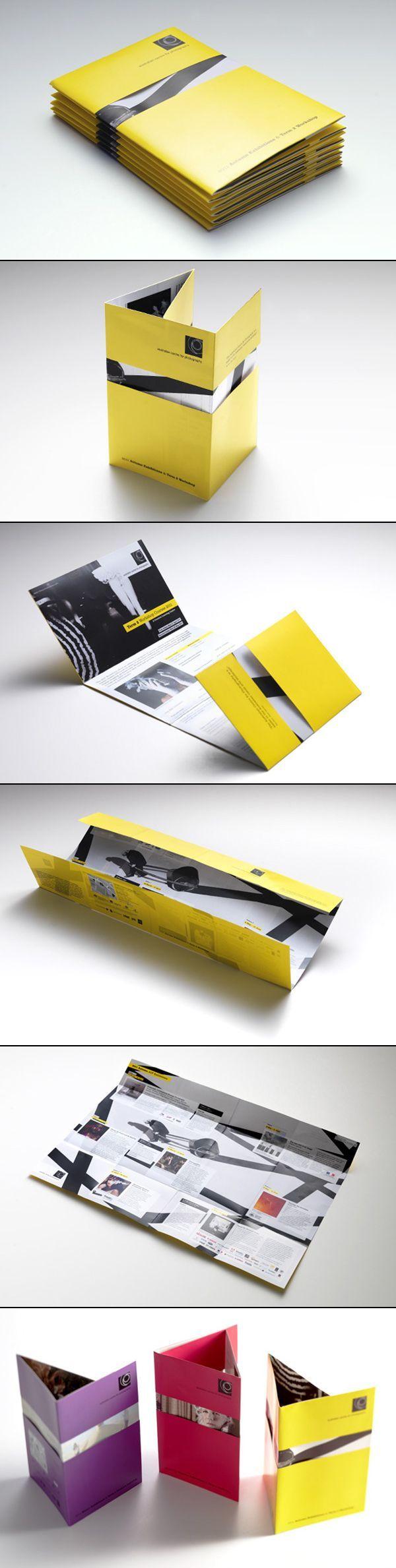 Clever design inspirational brochure | Stay Creative blog