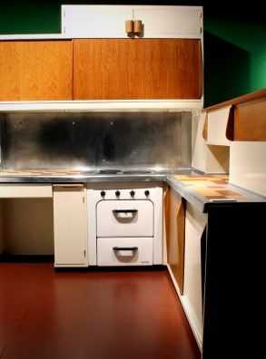 Kitchen by Le Corbusier/ Charlotte Perriand at The Röhsska ...