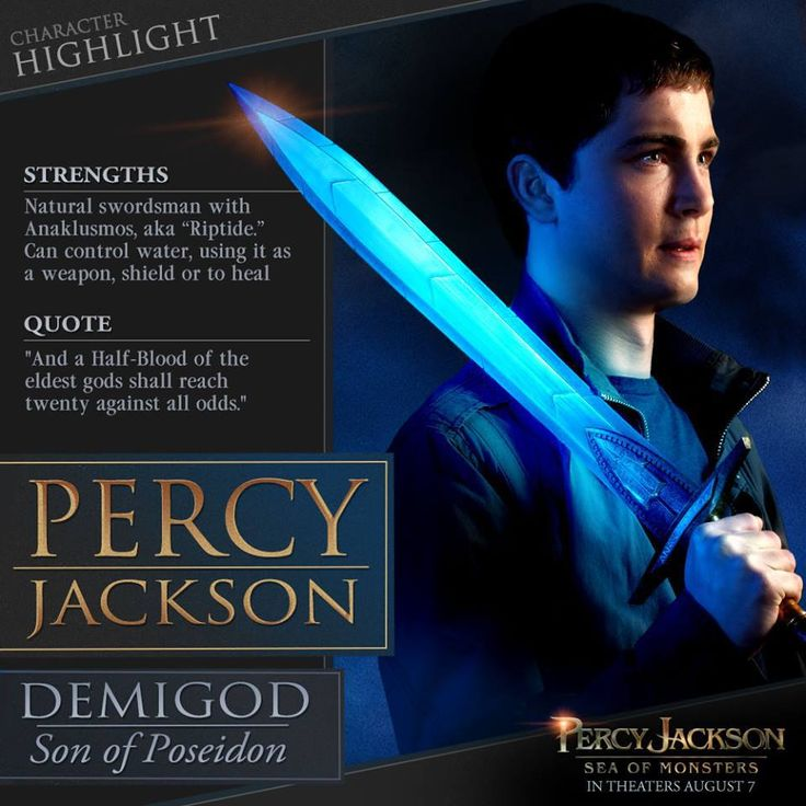 Percy Jackson: The Sea of Monsters (2013) - Sea of Monsters Compendium…