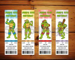 Resultado de imagen para invitaciones de cumpleaños tortugas ninja para imprimir