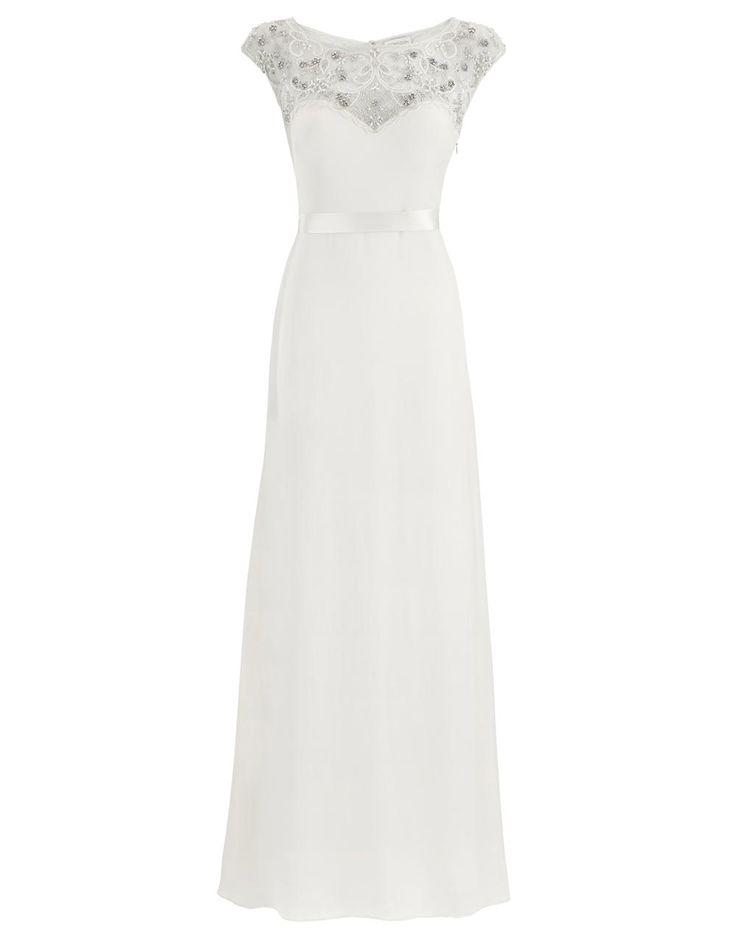 16 best Monsoon Bridal Gowns images on Pinterest   Short wedding ...
