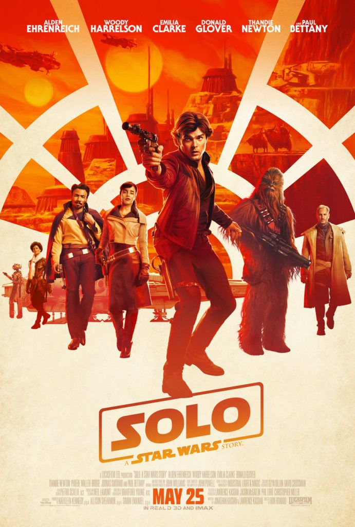 Check Out The Official Solo A Star Wars Story Trailer And Poster