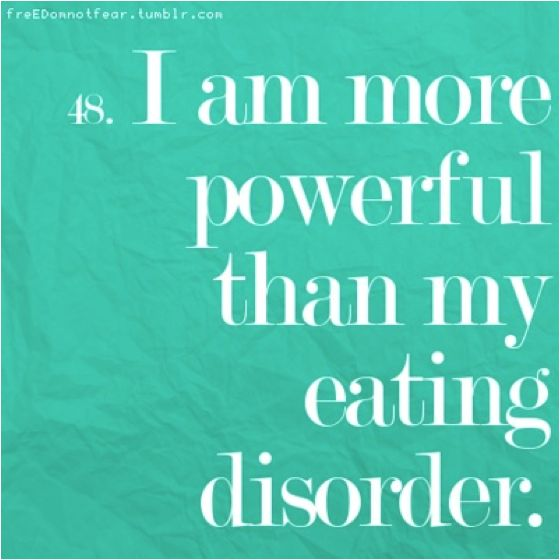 Quotes About Ed Recovery Eating disorder...