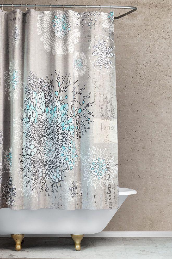 Best 25+ Unique shower curtains ideas on Pinterest | Fancy ...