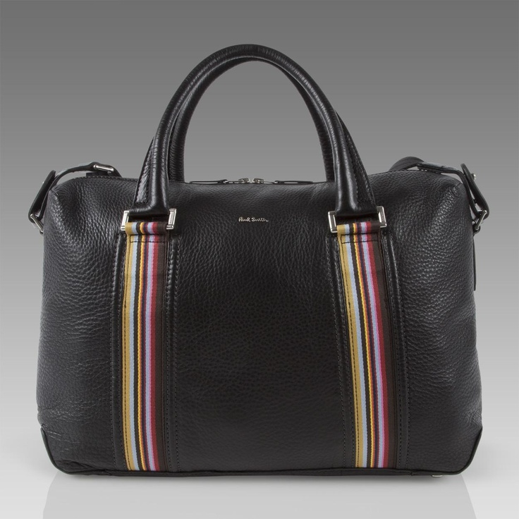 Paul Smith Bags Black Melton Business Folio