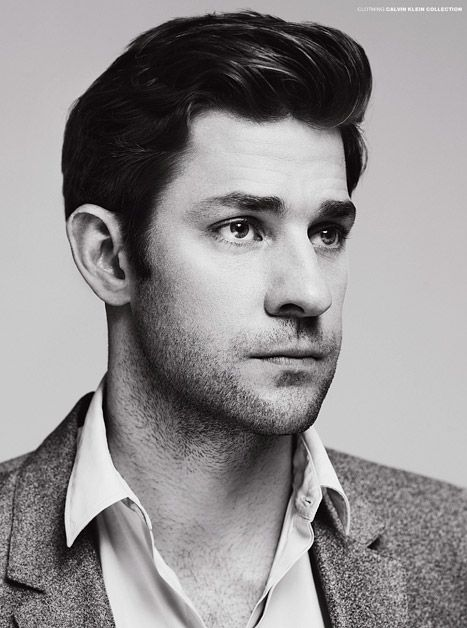 John Krasinski - I would marry him just for his humor alone. He's such a cutie