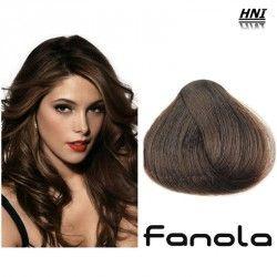 Vopsea de par blond inchis Fanola 6.0