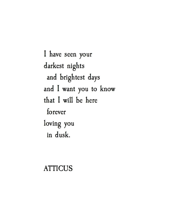 """8,479 Likes, 62 Comments - ATTICUS (@atticuspoetry) on Instagram: """"'Dusk' #atticuspoetry #atticus #poetry #poem #loveherwild #dusk #night #forever"""""""