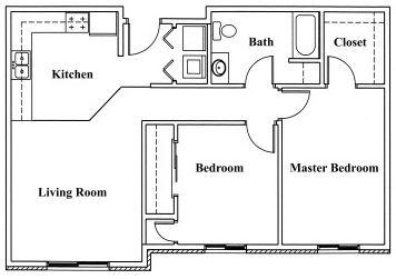 unit apartment plans olathe 55 apartments floor plans