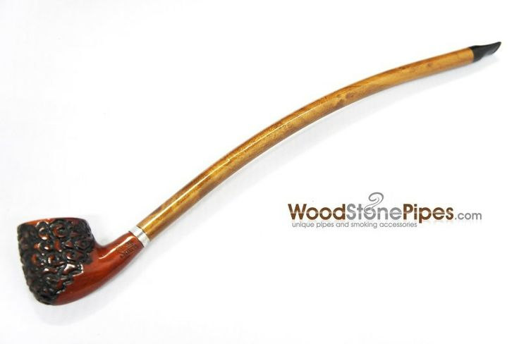 how to clean a tobacco pipe stem