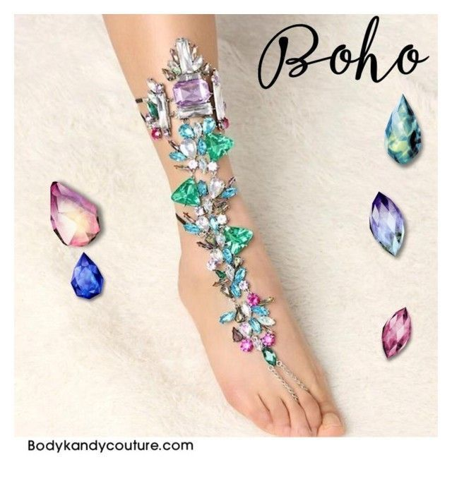 Iridescent Crystal Beach Foot Jewelry. Multi Color Crystals are Jeweled on these Barefoot Sandals. They will Compliment Many Wedding Theme Colors and Will Add a Classy Spash of Glam to Your Feet.#barefootsandals #boho #bohemianwedding #weddingsandals #beachweddingsandals #barefoot #beach #footjewelry #beachweddingshoes #gypsywedding #bohemian
