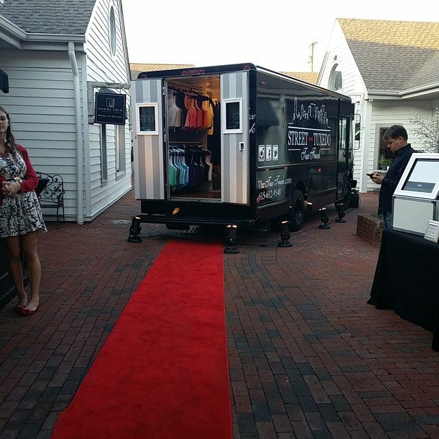 10 best the tux truck images on pinterest truck trucks. Black Bedroom Furniture Sets. Home Design Ideas