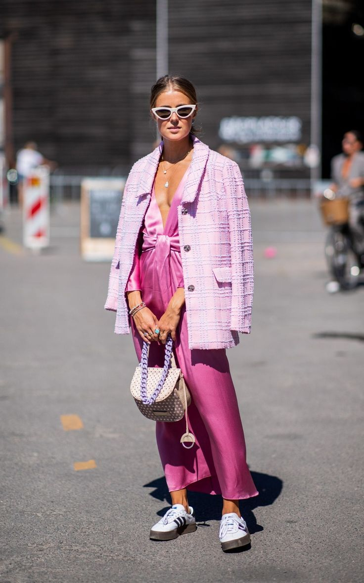 The chicest avenue fashion seems to be from Copenhagen Vogue Week