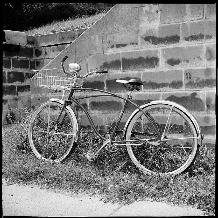 17 Best Images About Old Fashioned Bicycles On Pinterest