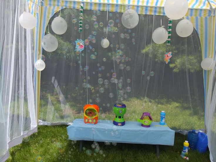 Spongebob Square Pants Birthday Party Ideas | Photo 13 of 40 | Catch My Party