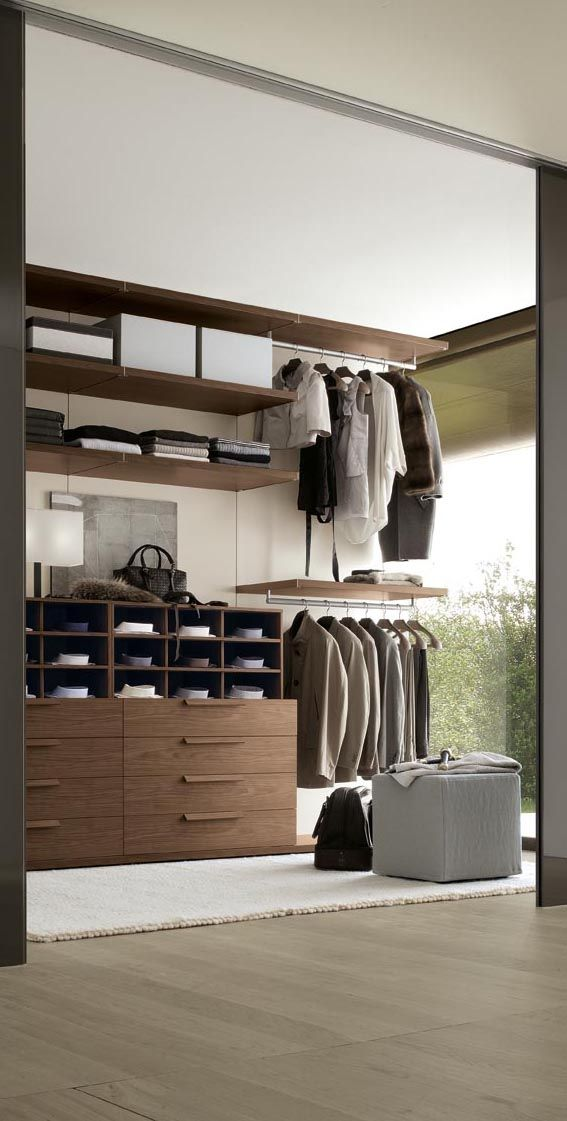 Contemporary Wardrobe Design