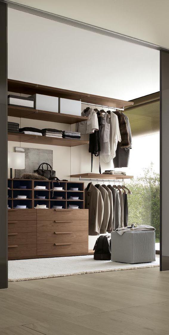 Contemporary Wardrobe Design