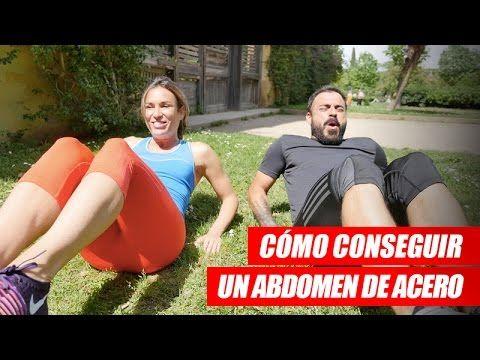 Ejercicios para reducir abdomen - YouTube