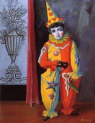 payasito BERNI.pintor argentino