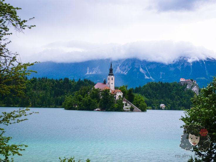 Lake Bled, Slovenia. June 2016.