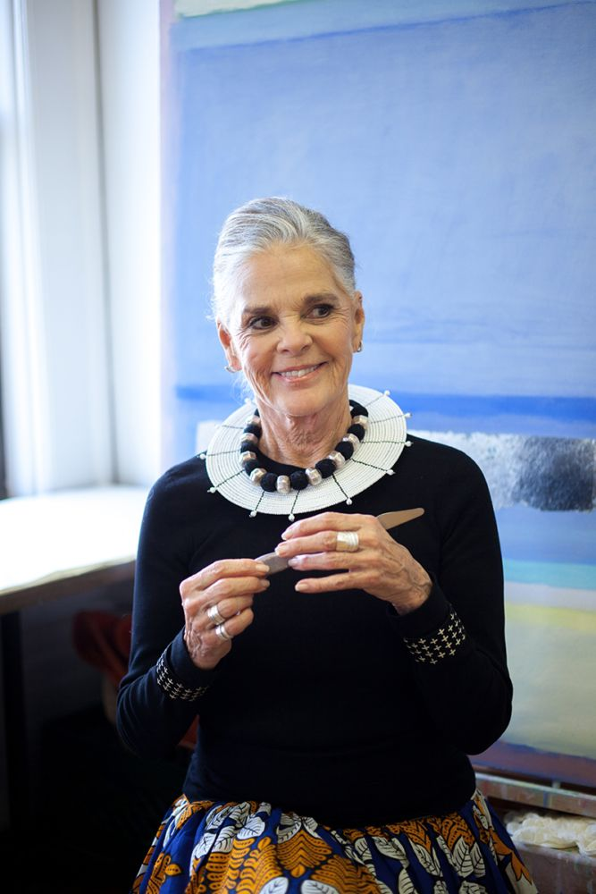 Actress Ali MacGraw on Ibu and Getting Older | My Style ...
