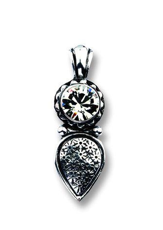 Miglio Jewelry USA - Vintage Teardrop enhancer (EN1011), $34.00 (http://www.migliojewelryusa.com/vintage-teardrop-enhancer-en1011/)