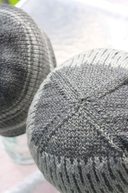 Knitting 4 Stitch Decrease : 1000+ images about Knitting: Shaping the Crown of a Hat - decreasing on Pinte...